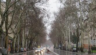 Oblačno s kišom, najviša dnevna u NS oko 12°C