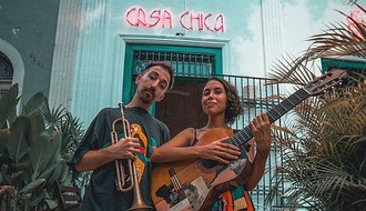 "Južnoamerički duo Helado Infinito u ponedeljak na brodu ""Zeppelin"""