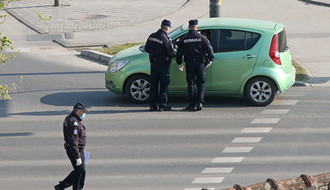Od početka vanrednog stanja kažnjeno 4.895 građana