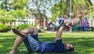 U Srbiji svega 300 tata godišnje koristi odsustvo zbog nege deteta