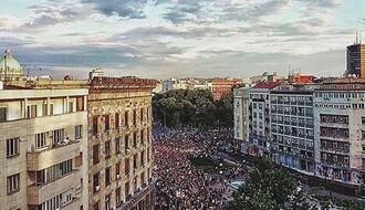 Danas novi protest u Beogradu