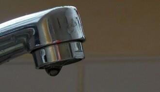 Deo Klisanskog puta bez vode zbog havarije