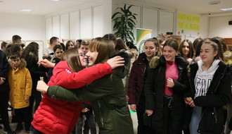 Novosadski osnovci po peti put ugostili vršnjake sa Kosova i Metohije