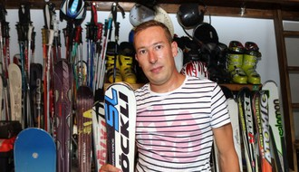 NOVOSAĐANI: Instruktor zimskog sporta u srcu ravnice