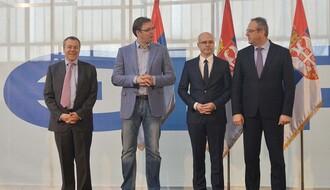 Renesansa Srbije počinje u Novom Sadu sa delovima za volvo i jaguar, najavio Vučić!