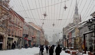 Vreme danas: Oblačno uz susnežicu i sneg