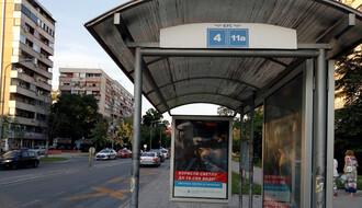 U sredu privremena izmena autobuskih linija 11A i 11B