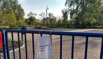 Dr Nestorović: Uskoro otvaranje parkova, na njih smo zaboravili