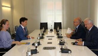 Ambasador Ukrajine posetio Gradsku kuću