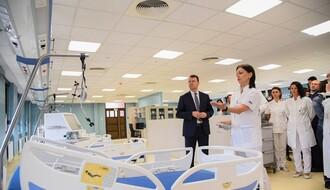 FOTO: Otvorene tri rekonstruisane klinike KCV i novoizgrađeni deo Klinike za ginekologiju i akušerstvo