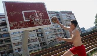 """U SRCU NOVOG SADA: Banatić poznat po mnogo čemu,  a najviše po basketašima i """"Blokstoku"""" (FOTO)"""