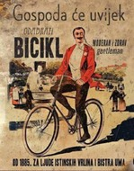 Prve biciklističke trke u Novom Sadu