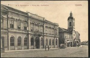 Prvo zdanje Gradske uprave u Novom Sadu