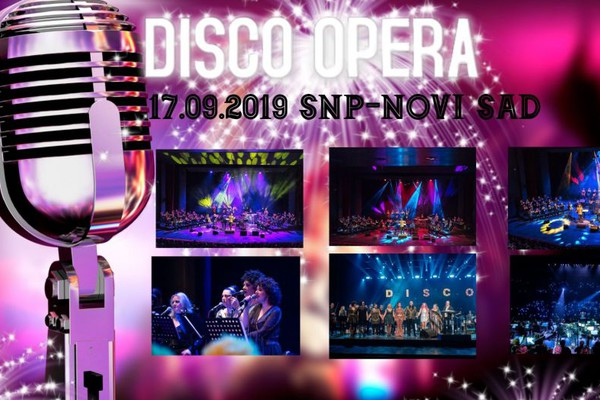 Disco opera