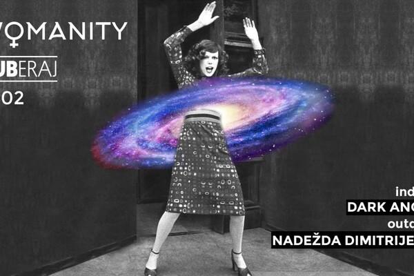 Womanity @PUBeraj - Dark Angel   Nadežda Dimitrijević