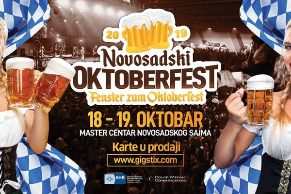 Novosadski Oktoberfest 2019