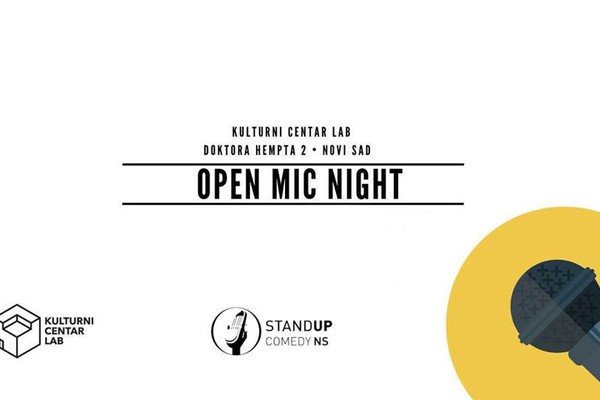 Open Mic Night / S04 E01 /