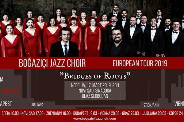Boğaziçi Jazz Choir iz Istanbula