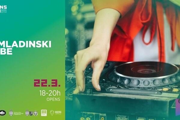 "OPENS škola DJ-inga ""Omladinski vibe"""