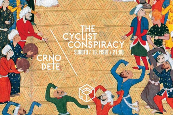 Crno Dete / The Cyclist Conspiracy @KCLab