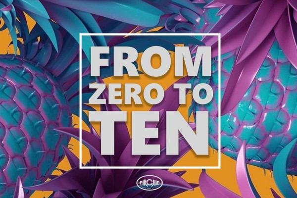 From Zero To Ten (2000's Hits): Tropical
