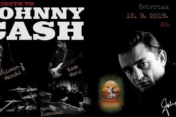 Tribute to Johnny Cash - Lazino Tele