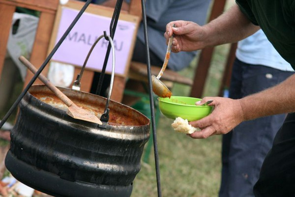 15. Međunarodni BEAN festival - Takmičenje u kuvanju pasulja