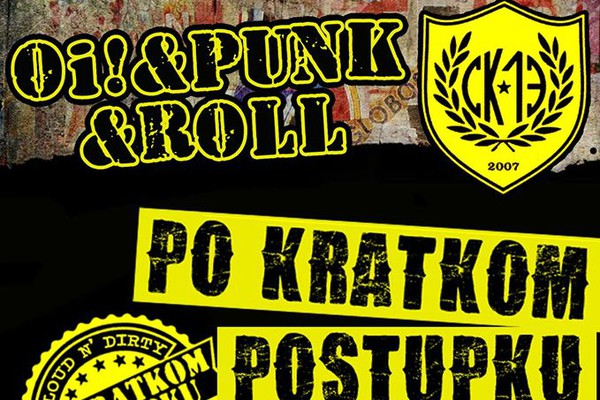 Oi! & Punk & Roll u CK13
