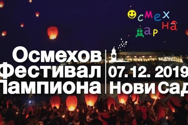 Osmehov festival lampiona