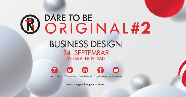 Dare To Be Original #2