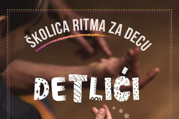 "Radionica ritma za decu ""Detlići"""