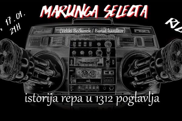 Marunga Selecta u Rizomu.