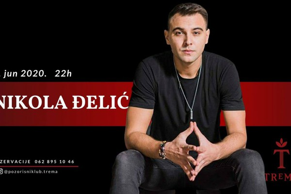 Nikola Đelić & Kupidon Bend