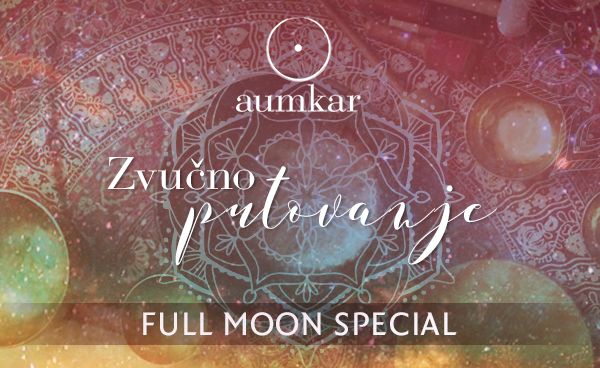 Aumkar Sound Journey / Full Moon Special