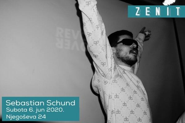 Sebastian Schund u Zenitu