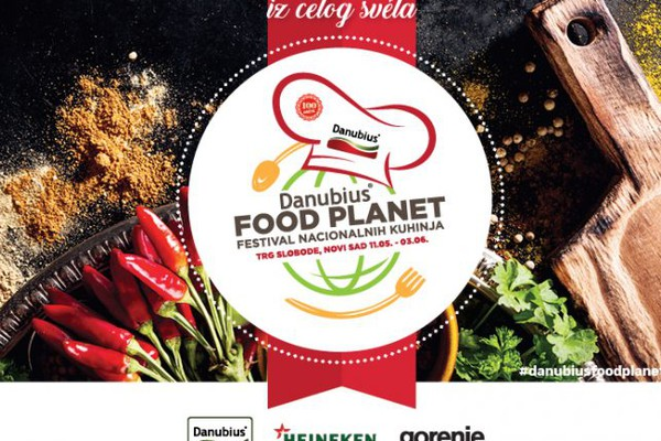 Festival Food planet 2018