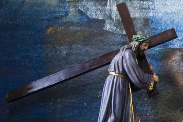 Stopama Isusa Hrista
