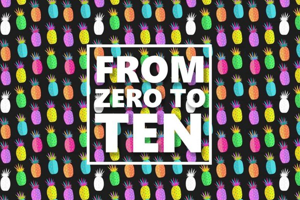 From Zero To Ten (2000's Hits): Sticky & Sweet
