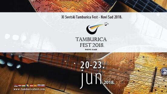 Tamburica Fest 2018.