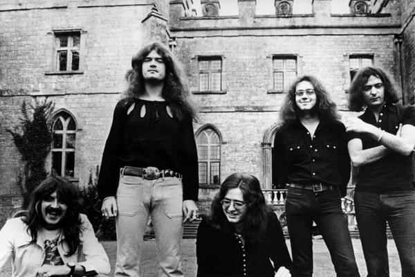 Deep Purple Tribute Night - Lazino Tele // 10.10. // Gornja Bina