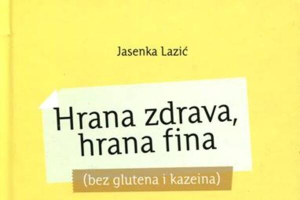 """Promocija knjige """"Hrana zdrava, hrana fina-bez glutena i kazeina"""