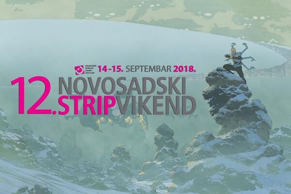 12. novosadski strip vikend