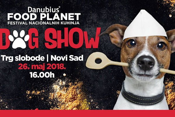 "Dog Show na ""Danubius Food Planetu"""