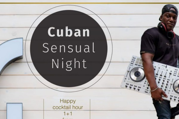 Cuban Sensual Night //Gimi Music By Dj Rey