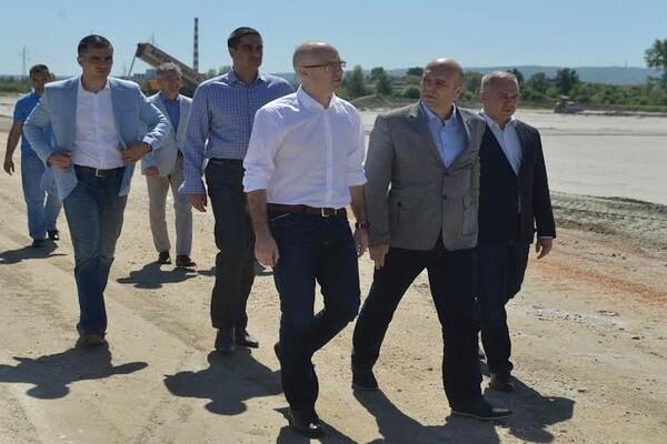 "Vučević: Izgradnja zone ""Sever 4"" najvažnija investicija Grada"