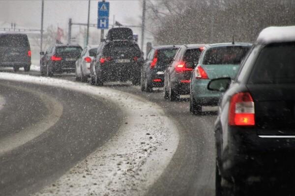 RHMZ: Upozorenje na sneg i ledenu kišu