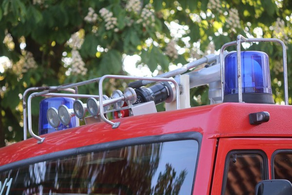 Autobus iz Novog Sada se zapalio na granici sa Makedonijom (VIDEO)