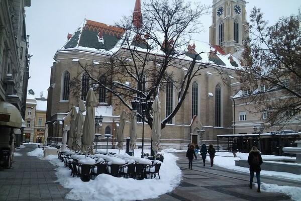 RHMZ upozorava na sneg i hladnoću tokom naredna tri dana
