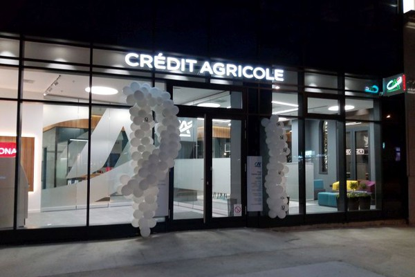 Crédit Agricole Grupa: U prvom kvartalu 2019. godine neto prihod 1.846 miliona evra