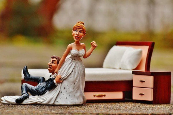Razlozi zbog kojih se muškarci plaše braka
